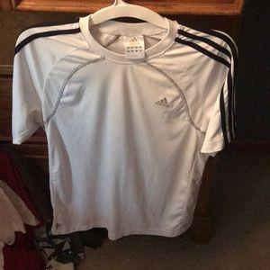 Men's Adidas Workout Shirt - Size Medium